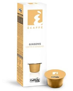 Капсулы Caffitaly Ginseng 10 шт