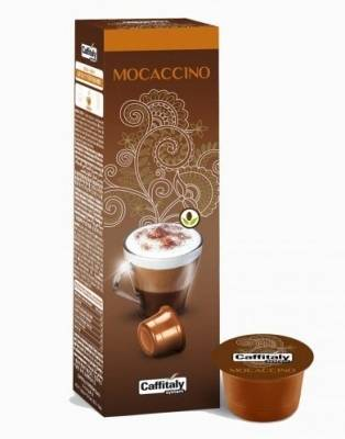 Капсулы Caffitaly Mocaccino 10 шт