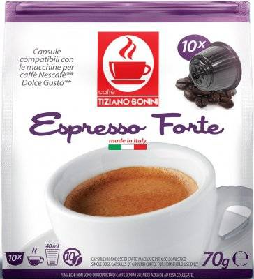 Капсулы Bonini Dolce Gusto Forte 10 шт
