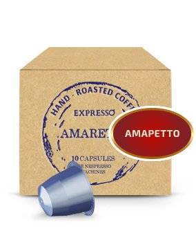 Капсулы Expresso Amaretto, Амаретто 10 шт