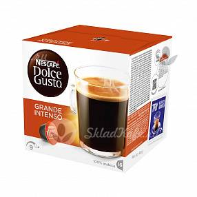 Капсулы Nescafe Dolce Gusto Grande Intenso 16 шт