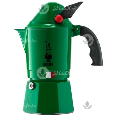 Кофеварка Bialetti Break Alpina 120 мл 3 порции