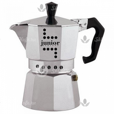 Кофеварка Bialetti Junior - 6 порций