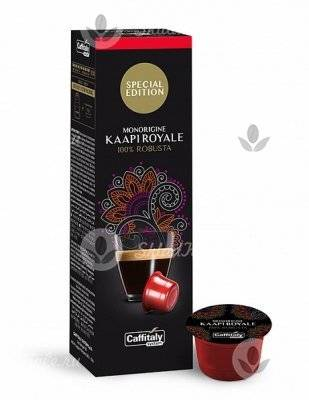 Капсулы Caffitaly India Kaapy Royale 10 шт
