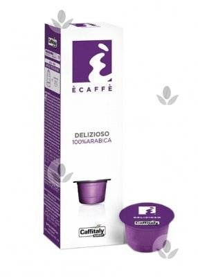 Капсулы Caffitaly Ecaffe Delizioso 10 шт