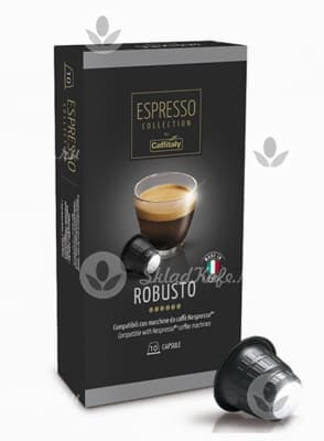 Капсулы Caffitaly Robusto 10 шт