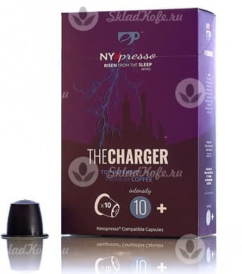 Капсулы NYXpresso The Charger 10 шт