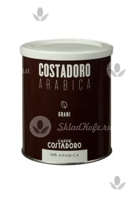 Кофе в зернах Costadoro Arabica in grani ж/б 250 гр
