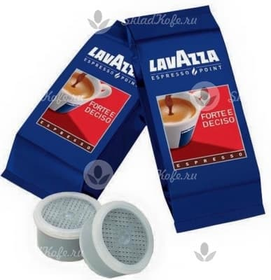 Капсулы Lavazza EP 412 Forte e Deciso 100 шт