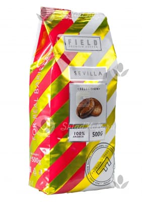 Кофе в зернах FIELD Coffee Bean Sevilla 100%